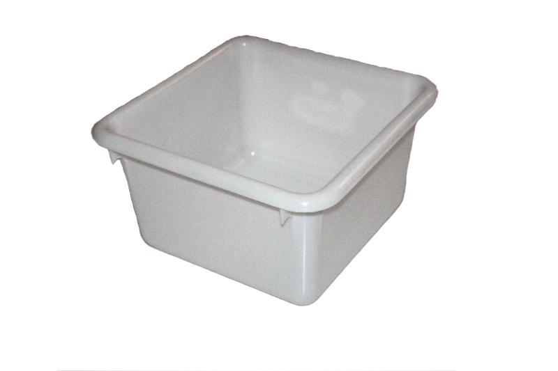 Cubetas plastico material de bodega almacen gerardo for Almacen de plastico para jardin
